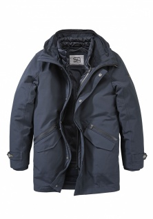 S4 Jackets - Herren Winterparka in verschiedenen Farben, Man of Steel (S741943193000)