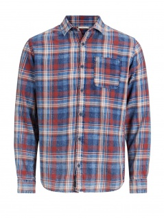 Jack & Jones - Herren Hemd, JORCALEB SHIRT LS (Art. 12142208)