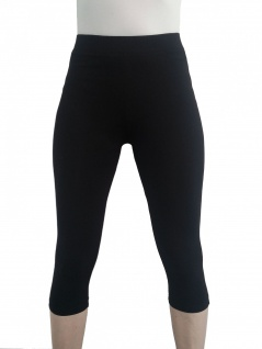 Bundle - Authentic klein - Damen Sport und Freizeit 3/4 Leggings (03023)