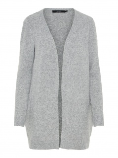 Vero Moda - Damen Strickjacke in Melange Optik, DOFFY CARDIGAN (10208150)