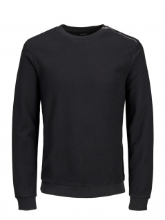 Jack & Jones - Herren Pullover, JPRGAVIN BLA. SWEAT CREW NECK (Art. 12143648)