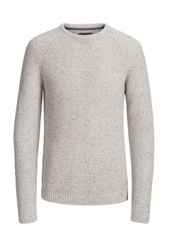 Jack & Jones - Herren Pullover, JPRBRAD KNIT CREW NECK (Art. 12145063)