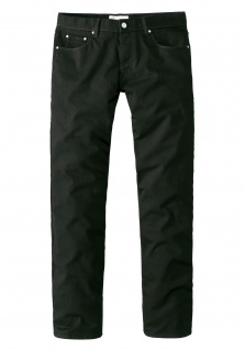 Redpoint - Herren Stretch 5-Pocket Jeans Langley in Schwarz (R800223880000)