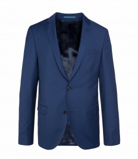 Fashion Fit - Herren Anzug Sakko in Deep Ocean Blue, Marco G (1510 00, Modell: 229061)