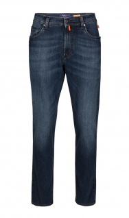 Brühl - Comfort Fit - Herren 5-Pocket Jeans in blau, York DO FX (0817191241100)