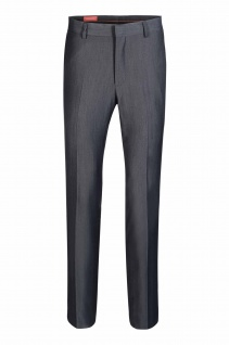Thomas Goodwin - Slim Fit - Herren Mix&Match Anzughose in anthrazit, TOBY (20040-3513-0)