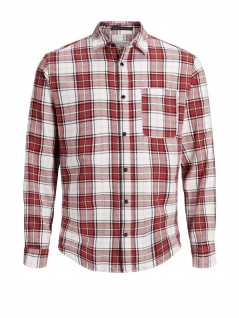 Jack & Jones - Herren Hemd, JORSTEVEN SHIRT LS PS (Art. 12144563)