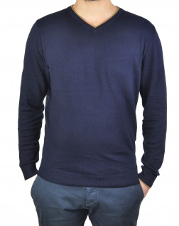 Jack & Jones - Herren Pullover, JPRBILLY KNITT V-NECK (Art. 12144737)
