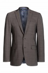 Thomas Goodwin - Modern Fit - Herren Mix&Match Anzugsakko in braun oder blau, BRADLY (44025-7505-0)