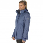 Regatta - Damen Funktionsjacke, Wasserdicht und Atmungsaktiv, Womens Highside II (RWP253)