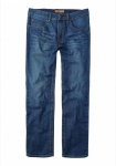 Paddock's Herren 5-Pocket Jeans in Farben blue/black used moustache (5785) und blue dark stone used moustache (5475), Carter 80 016 5024