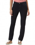 Pioneer - Regular Fit - Damen 5-Pocket Jeans in Schwarz, Kate (3213 9107 04)