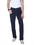 Pioneer - Herren 5-Pocket Jeans in der Farbe Dunkelblau, Regular Fit, Rando (1680 9738 02)