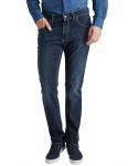 Pioneer - Herren 5-Pocket Jeans in der Farbe dark used w.buffies, Regular Fit, Rando (1674 9796 353)