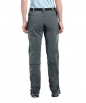Maier Sports- Damen Funktions und Outdoor Hose Zipp-Off in Graphit oder Black Artikel Arolla (233005)