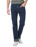 Pioneer - Herren 5-Pocket Jeans in der Farbe Dunkelblau, Regular Fit, Rando (1680 938 02)