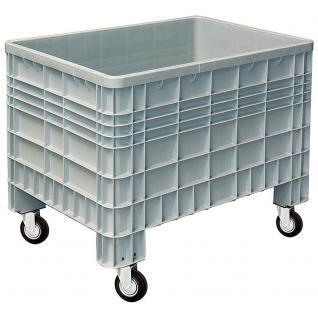 Palettenbox / Großbox mit Außenverrippung, 1200 x 800 x 950 mm - Vorschau