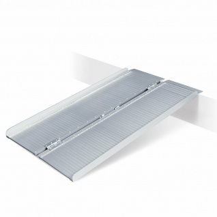 Auffahrrampen/Auffahrschienen/Laderampen, LxBxH 1200x700x35 mm, Tragkraft 270 kg