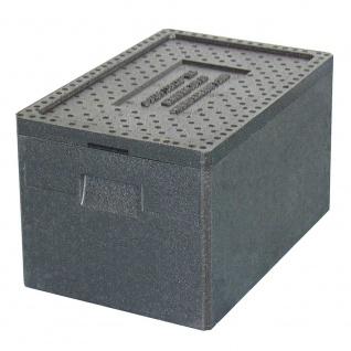 Thermobox GN 1/1 mit Deckel, LxBxH 600 x 400 x 315 mm, Inhalt 45 Liter