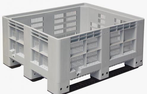 Großbox Volumenbox Palettenbox Winzerbox Obstbox Transportbox Fellebox 38403