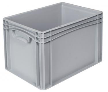 6 Stück Kunststoffkiste Stapelbehälter Behälter Kiste Transportbox 21013 - Vorschau