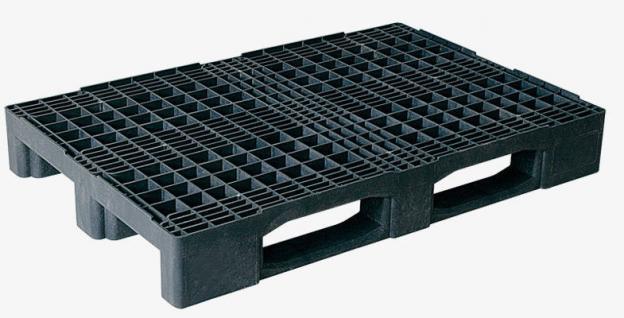 Kunststoffpalette Europalette Palette Industriepalette Schwerlastpalette - Vorschau