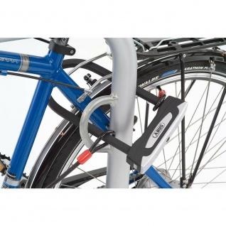 Fahrradständer mit Einstellplatz für 12 Fahrräder, Länge 5570 mm, verzinkt - Vorschau 2