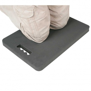Knieschonerkissen, LxBxH 480 x 320 x 33 mm, PVC-Nitril-Mischung, schwarz