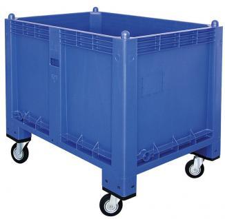 Palettenbox Rollbox Volumenbox Transportbox Winzerbox Obstbox