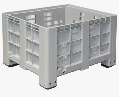 Großbox Volumenbox Transportbox Winzerbox Obstbox Fellebox Lagerbox 20035