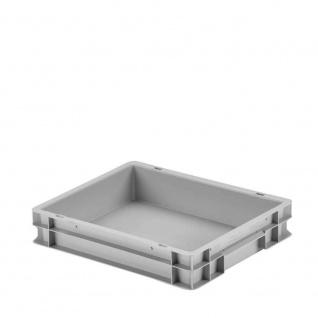 Bäckerkiste // Eurobehälter 83 Liter LxBxH 600x400x410 mm verschiedene Farben