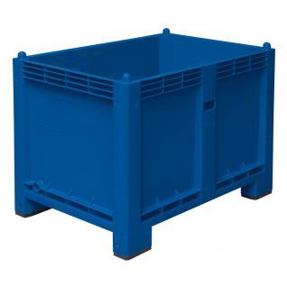 Volumenbox mit 4 Füßen, 1200 x 800 x 850 mm, Boden/Wände geschlossen (55101)