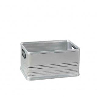 Alu-Transportkasten, 29 Liter, LxBxH 460 x 320 x 235 mm