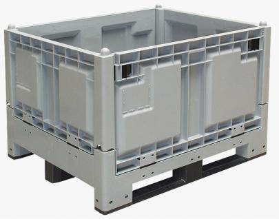 Klappbox Großbox Volumenbox Faltbox Palettenbox Kommisionierbox