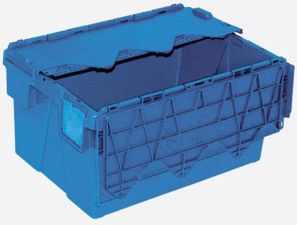 Eurobehälter Mehrwegbehälter Drehstapelbehälter Deckelbehälter - Vorschau
