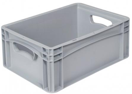 7 Stück Kunststoffkiste Stapelbehälter Behälter Kiste Transportbox 21016 - Vorschau