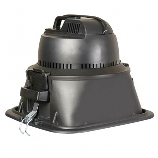 Nass-/Trockensauger, Aufsatzsauger 1100 Watt, für DIN 120 Liter Mülltonne