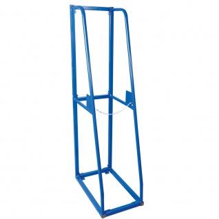 Senkrechtregal, HxBxT 1500x600x330 mm, Nettogewicht 12 kg, Farbe blau
