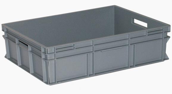 Euro Stapelbehälter Volumenboxen Griffleiste Behälter Kunststoffbehälter