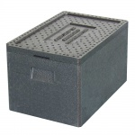 Thermobox GN 1/1, 600x400x315 mm Temperaturbeständig von -40ºC - +120ºC