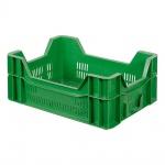 Gemüsekiste / Stapelkorb, LxBxH 400 x 300 x 165 mm, 10 Liter, Industriequalität