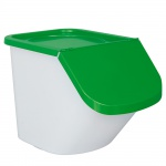 Zutatenspender / Vorratsbehälter mit Deckel, 40 Liter, 610 x 430 x 450 mm