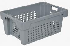 Drehstapelbehälter Stapelbehälter Platzsparbehälter Kunststoffkasten 34083