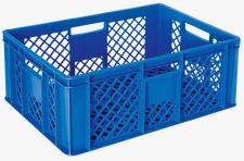 5x Stapelbehälter Lagerkasten Brötchenkorb Kunststoffkiste Lagerkiste 55418