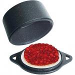 Thermobox für Torten, aus EPP, rund, Ø 400 mm, H 215 mm, mit Deckel