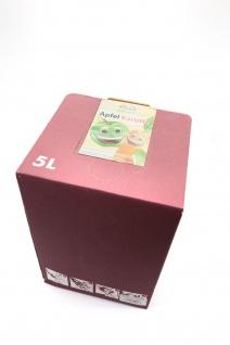 Apfel-Karotten-Saft Bleichhof, 100% Direktsaft ohne Zusätze - Bag-in-Box Verpackung (5L Saftbox) vegan - Vorschau 1