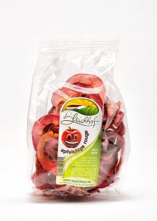 Apfelchips Weirouge vom Bleichhof (10x 90g) vegan