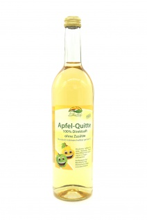 Apfel-Quittensaft vom Bleichhof (6x 0, 72L) vegan - Vorschau 2