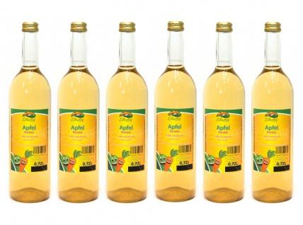 Apfel-Karotte-Saft vom Bleichhof (6x 0, 72L) vegan - Vorschau 1