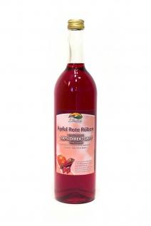 Apfel-Rote-Rüben-Saft vom Bleichhof (6x 0, 72L) vegan - Vorschau 2